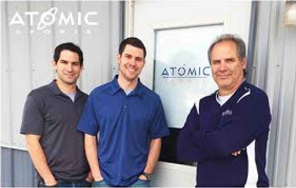Atomic Sports staff