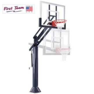 Attack Basketball Goal
