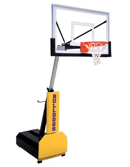 Fury Portable Basketball System